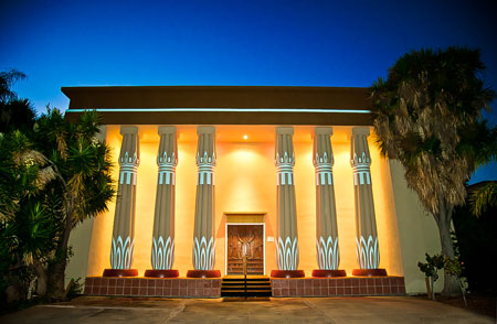 Grand Temple at Rosicrucian Park