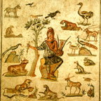 Orpheus with Animals